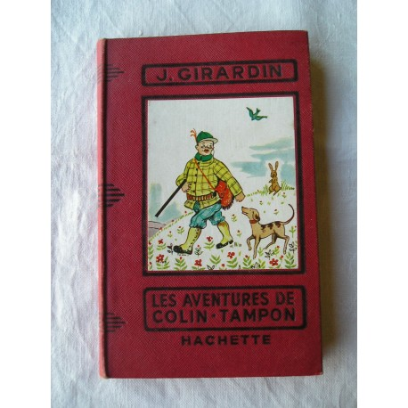 Livre pour enfants : Colin-Tampon, 1930