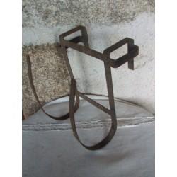 Porte sacoche ancien, vélo