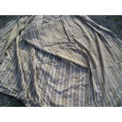 Toile à matelas beige : 260x190cm