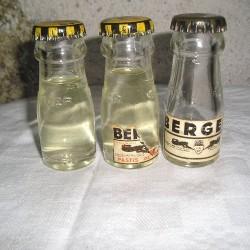 3 mignonettes Berger