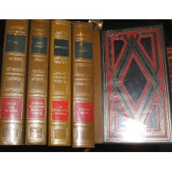 Livres de collections, 5 volumes historiques