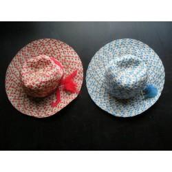 Lot de 2 chapeaux vintage