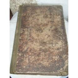Grand livre de compta 1856...