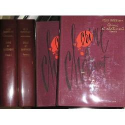 170-Livres : Crimes et Chatiments Dostoievsky, 1948, tomes 1 et 2