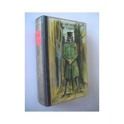 """Livre """"Les mémoires de Vidocq"""" 1979"""