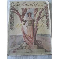 Revue ancienne les Annales 1909