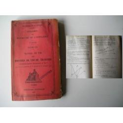 Manuel de TIR -Règlement de manœuvre de l'artillerie 1938