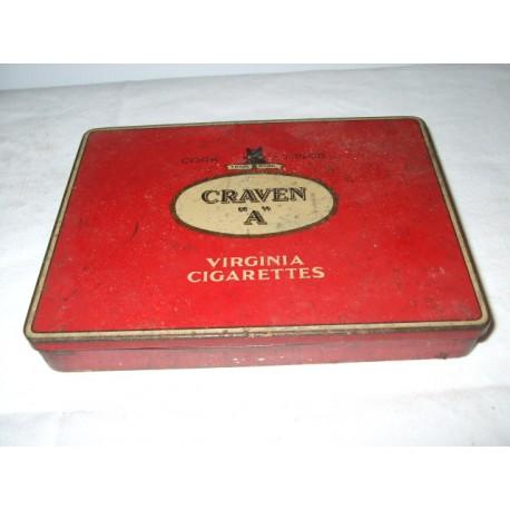 2Boites anciennes  cigares Craven, Balto