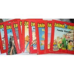 Livres pour enfants J'aime lire, 13 numéros
