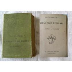 Livre Ouvrages pour Dames, TH. de Dillmont années 20