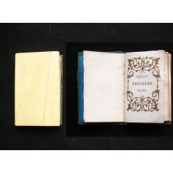 Petit paroissien Bijou, missel, livre religieux