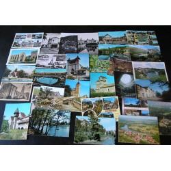 Lot de 33 cartes postales Toulouse, Tarn & Garonne