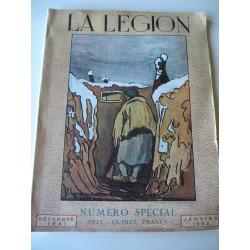 Revue militaire La Légion 1941-1942