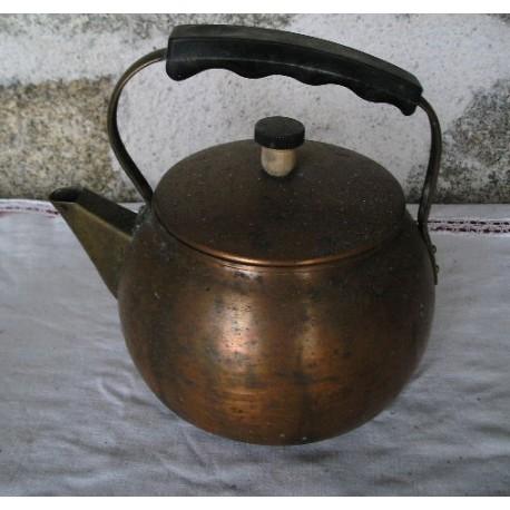 bouilloire ancienne en cuivre broc23
