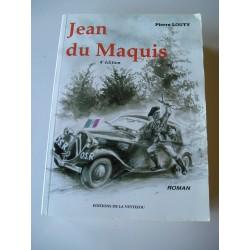 """Livre """"Jean du Maquis"""" de P. Louty"""