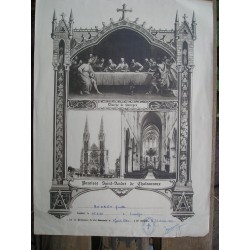 Grande Image religieuse de 1950