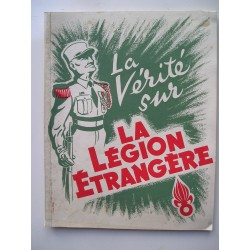 Revue militaire La vérité sur la légion étrangère