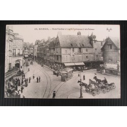 Carte postale ancienne Bourges
