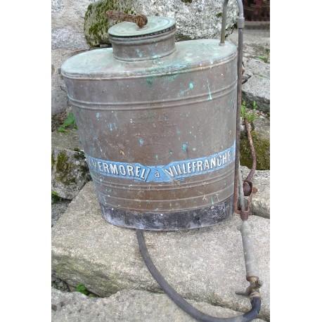 Vermorel pulverisateur ancien