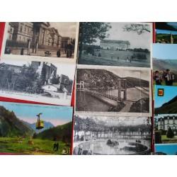 Lot de 51 cartes postales anciennes AUVERGNE