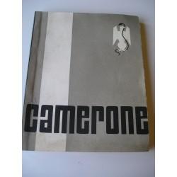 """Livre militaire """"Camerone"""" 1863-1960"""