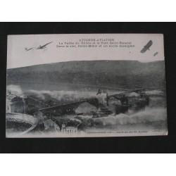 Carte postale ancienne Aviation Avignon
