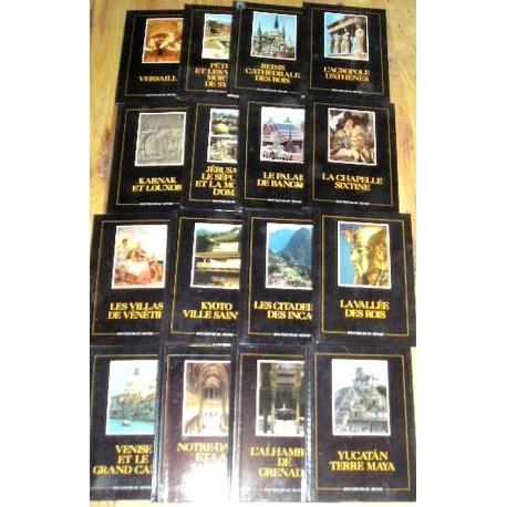 Encyclopédie géographqiue : Splendeurs du Monde 16 volumes