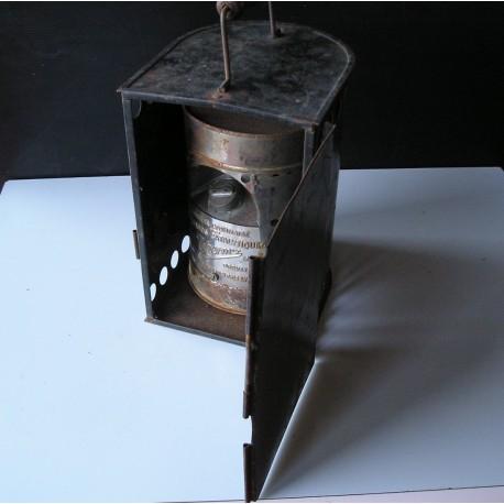 Ancien réchaud catalytique Term'x