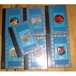 Livres : Profondeurs inviolées 7 volumes