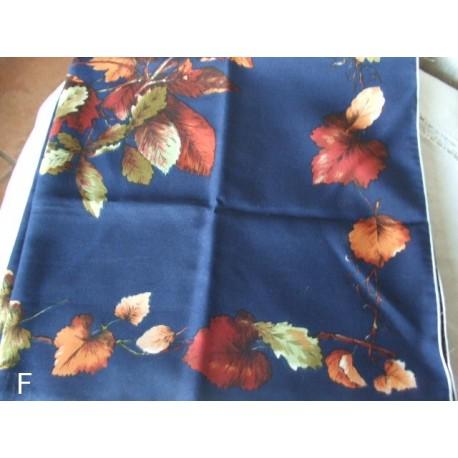 Foulard ancien automne