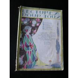 Lecture pour Tous 1919