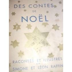 Livre ancien Contes de Noel