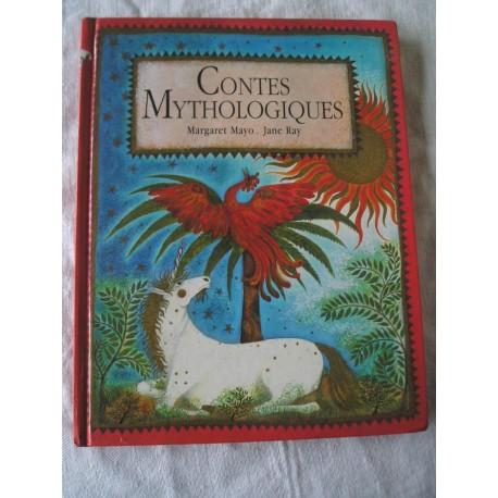 """Livre pour enfants """"Contes mythologiques"""""""
