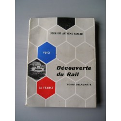 Livre SNCF Découverte du Rail