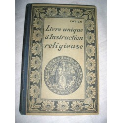 Livre d'instruction religieuse 1944