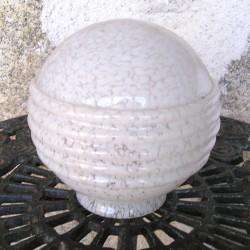Globe - plafonnier ancien années 50-60