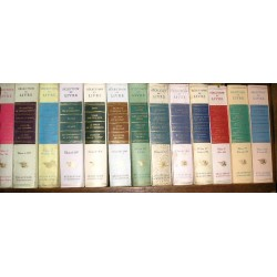Selection du livre  13 (volumes I, II, III, IV....),