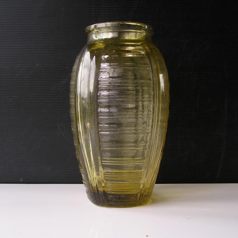 Vase ancien en verre pais broc23 - Vase ancien en verre ...