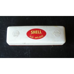 Boite SHELL anti-buée, vintage collection