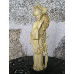Statuette japonaise 34 cm