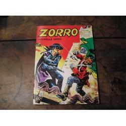 2 albums BD ancien ZORRO N°1 et N°17 de 1978 et 1980