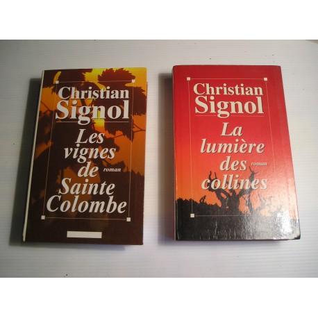 Livre Christian SIGNOL