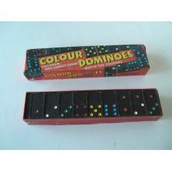 Jeu ancien de dominos