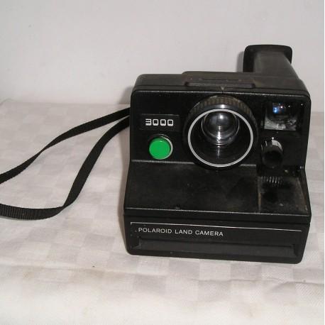 POLAROID 3000  Land Camera à tester