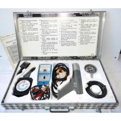 Mallette kit-réglage-vérification avec manuel