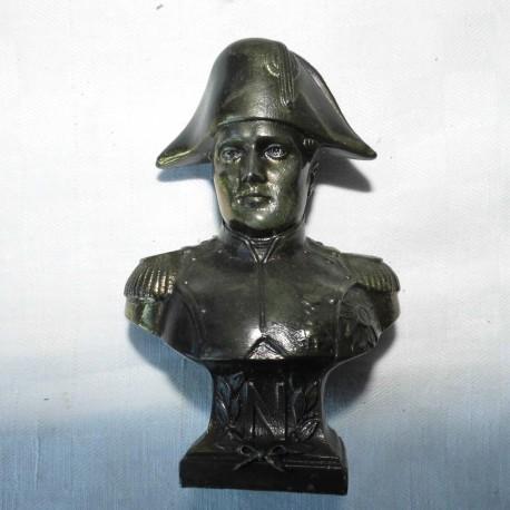 Buste de Napoléon, 11.5cm  en régule
