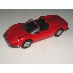 Voiture miniature FERRARI 246 gts -DINKY 1991
