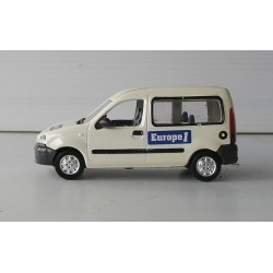 Voiture miniature Kangoo Solido Europe 1843