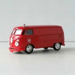 VW COMBI solido FEUERWEHR FRANKFURT 10cm