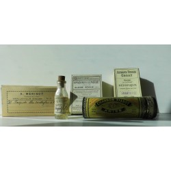 Boites anciennes pharmacie